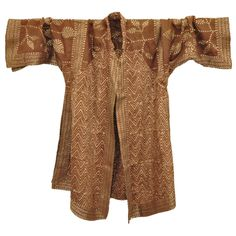 vest batik silk