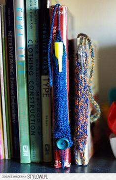 pen-tube bookmarks