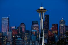 Seattle Skyline | Flickr - TheDailyNathan