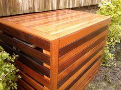 CUSTOM MERBEAU POOL FILTER COVER - Top Notch Carpentry & Construction, Carpenter, Victoria Point, QLD, 4165 - TrueLocal