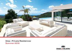 #Ibiza - Private Residences Summer 2016 online catalogue - Katalog - catálogo