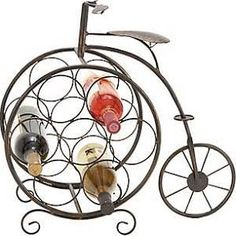 bicycle wine rack - Google Search