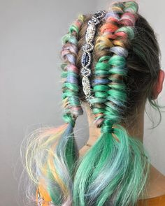 w i l d f l o w e r  _______________________________________ @hashleygirl  Hair by @k.s.colors