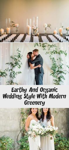 Rustic Draped Wedding Ceremony Backdrop with Modern Greenery and Candles #gardenweddingInspiration #gardenweddingIndian #Backyardgardenwedding #gardenweddingBlue #gardenweddingCake
