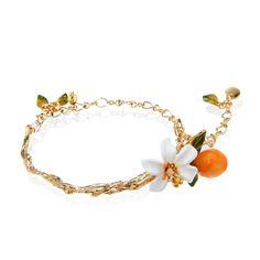 Les Nereides Jardins De Provence Bracelet