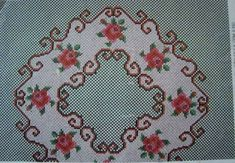 Bordados Chicken Scratch, Gingham, Kids Rugs, Embroidery, Tenerife, Home Decor, Crochet Fish, Cross Stitch Embroidery, Breakfast Nook
