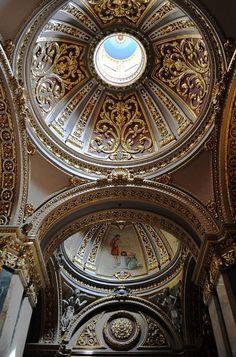 architecturia: St Francis Church, I amazing architecture design Sacred Architecture, Amazing Architecture, Architecture Details, Palace Interior, Church Interior, Shoe Store Design, Dome Ceiling, Gothic Furniture, Victorian Interiors