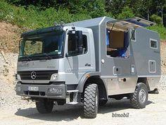 Bimobil 4x4 reisemobile