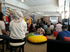 """""""Suasana K12 Google Apps for Edu Summit. And we are proudly to be chosen as the project partner. #BeOnTopNow"""""""