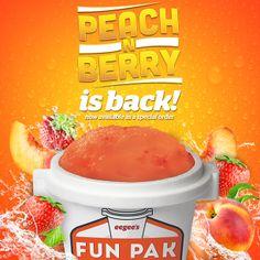 Let The Fun Begin, Berry, Peach, Bury, Peaches