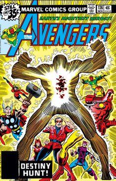 """""""The Korvac Saga"""" (Avengers #167-177)"""