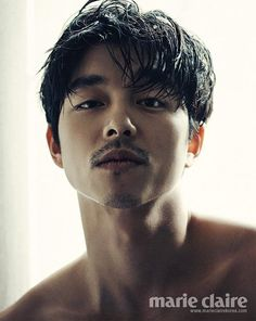 Gong Yoo Bares His Beefy Assets In Marie Claire Korea's October 2013 Issue : Couch Kimchi Gong Yoo, Asian Actors, Korean Actors, Asian Celebrities, Korean Dramas, Celebs, Hot Asian Men, Daniel Henney, Korean Star
