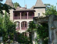 L'Ile Barbe, Lyon
