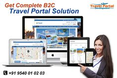 Get Complete B2C Travel Portal Solution  Our travel portal solution is a well-known and well-respected travel management solution provider which is designed specially for travel industry. http://www.travelportaldevelopment.com/