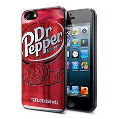 COVER Dr PEPPER 1215 - iPhone 5 Case, iPhone 4/4s Case, Hard Case FDL! Perfect! My absolute fave drink!!!!