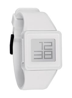 The Newton Digital Watch from Nixon so cool