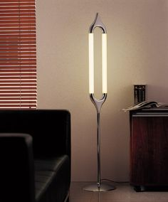 Stainless Steel Polished With Fabric Shade Floor Lamp For Home ,hotel,living  Room And