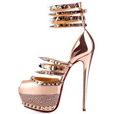 Christian Louboutin Isolde, WOW! All i have to say is OMG!