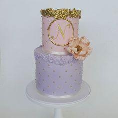 Letter N Cake - Leyara Cakes - Baryeah Oueik @leyaracakes It was all pretty...Instagram photo   Websta (Webstagram)