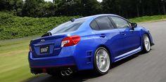 2017 Subaru WRX, 2017 Subaru WRX STI