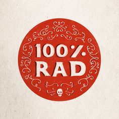 @Taylor Ley  Saw this and thought of boo.  100% Rad Art Print
