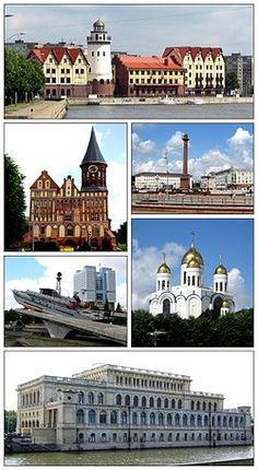 Sites to see in Kaliningrad, Russia (formerly Konisberg, Prussia)