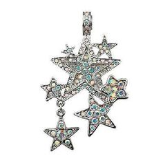 NEW KIRKS FOLLY FREEDOM STAR  MAGNETIC ENHANCER  SILVERTONE