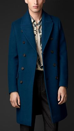 Cashmere Wool Topcoat | Burberry