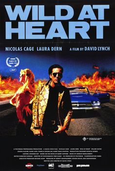 """Wild at Heart"" poster"