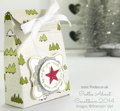 Pootles Advent Countdown Adorable Baby & Christmas Bag Tutorial