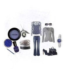 Outfits, created by shahrzadroxanna on Polyvore