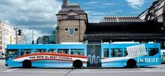 Visual de Londrina: Exemplos criativos de publicidade exterior