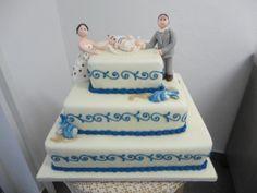 >Casamento e batizado no mar