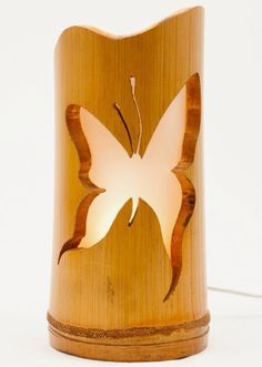 Pvc Pipe Crafts, Wood Crafts, Diy And Crafts, Bamboo Light, Bamboo Lamp, Bamboo Architecture, Bamboo House, Bamboo Crafts, Bamboo Design
