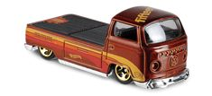 View details and collect the Hot Wheels Volkswagen Pickup racecar in Brown. Part of the VOLKSWAGEN series. Plastic Model Kits, Plastic Models, Hudson Hornet, Pickup Car, Vw Group, Car Volkswagen, Trucks, Hot Wheels Cars, Collector Cars