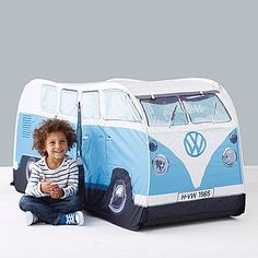 Child's Campervan Tent - toys & games