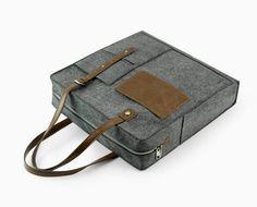 20% OFF Special gift Felt Travel Luggage Purse by Filzkraft