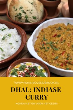 Dhal: Indian curry with a spicy edge Indian Dessert Recipes, Dinner Recipes, Ethnic Recipes, Indian Recipes, Vegetarian Recipes, Healthy Recipes, Vegas, Healthy Slow Cooker, India Food