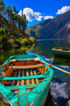 Boat Ride | Ancash | Peru | Photo By Chris Taylor