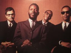 Charlie Haden, Ornette Coleman, Ed Blackwell and Don Cherry, 1960