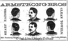 Be a Dapper Dan man, Haircuts of the late 1800s » Photos from the Vault