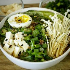 DIY Gourmet Ramen from Instant Noodles! Watch the latest video on Bachelor on a Budget to learn how.