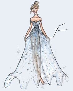 Disney Princesses 'Cinderella' by Yigit Ozcakmak