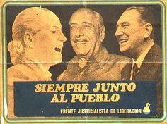 PERONISMO: ese hecho maldito y persistente de la historia argentina