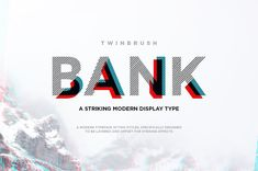 38 Best 3D Fonts images in 2019   Font family, Typography, Cool fonts