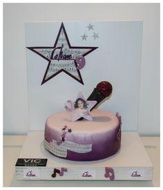 Violetta cake by VIC