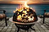Probably the coolest fire pit I've seen yet.