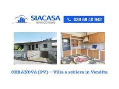 Ceranova (Pavia) Villa in Vendita su Piano Unico - www.siacasagroup.com