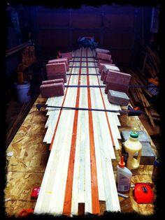 DIY Build a hollow wood surfboard from Tucker Surf Supply.  http://www.tuckersurfsupply.com/
