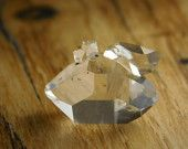 Jewelry Grade Water Clear Herkimer Diamond Crystal Cluster. Available @ Northern Maine Minerals - Rock, Gem & Jewelry Shop! Etsy.com/Shop/NMMrockshop #NorthernMaineMinerals #NMMrockshop #Etsy #RockShop #Rockhounds #Crystals #Rocks #Gems #Minerals #Sale